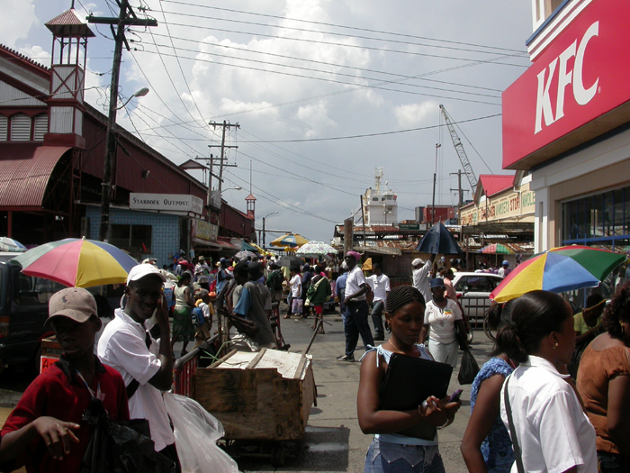 2003 Expedition to Guyana